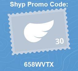 shyp promo code
