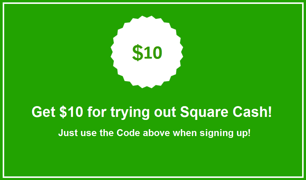 Square cash referral code - Use code for $10 free! | Uber Promo Code