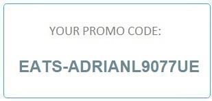 Ubereats $20 free - EATS-ADRIANL9077UE Promo Code | Uber