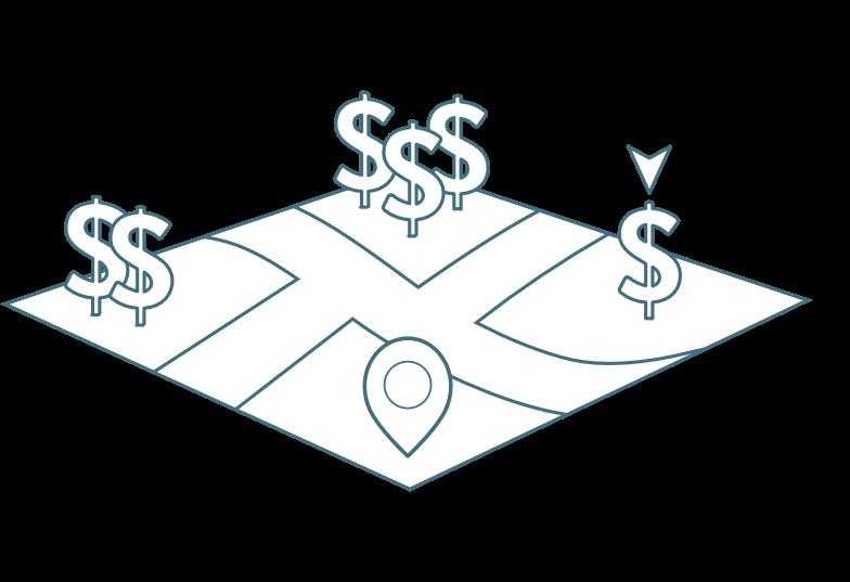 price-map-graphic